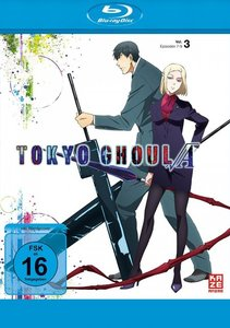 Tokyo Ghoul Root A (2. Staffel) - Blu-ray 3