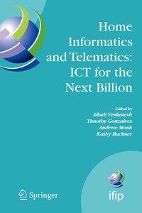 Home Informatics and Telematics