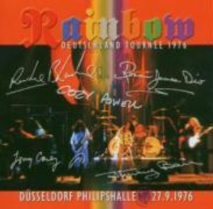Live-Düsseldorf Philipshalle 27.9.1976