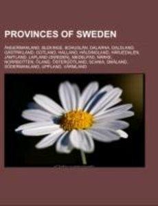 Provinces of Sweden