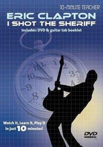 10 Minute Teacher Eric Clapton I shot the Sheriff
