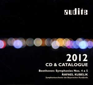2012 CD & Catalogue