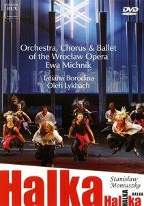 Moniuszko:Halka Opera DVD