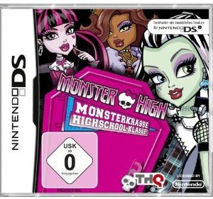 Monster High - Die Monsterkrasse Highschool-Klasse (Software Pyr
