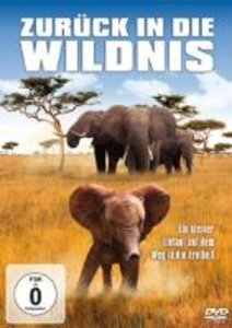 Zurück in die Wildnis - Ein kleiner Elefant auf dem Weg in die F