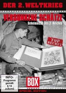 Versunkene Schätze-Geheimnisse Des 3.Reiches