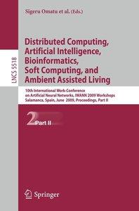 Distributed Computing, Artificial Intelligence, Bioinformatics,