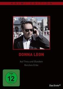 Donna Leon: Auf Treu und Glauben / Reiches Erbe
