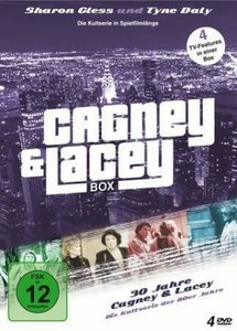 Cagney & Lacey 4xDVD Box