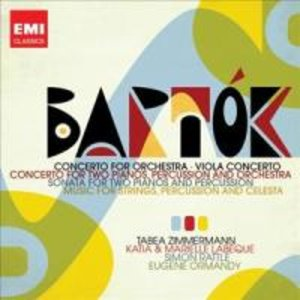 Rattle/Ormandy/Various: 20th Century Classics: Bartok