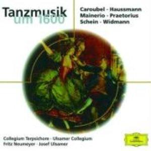 Tanzmusik Um 1600