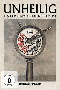"""MTV Unplugged """"Unter Dampf-Ohne Strom"""" (2DVD)"""