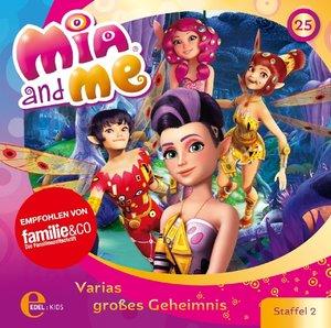 (25)Original Hörspiel zur TV Serie - Varias Großes Geheimnis