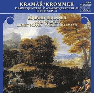 Klarinettenquintett op.95/+