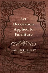 Art Decoration Applied To Furniture
