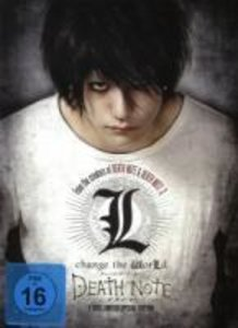 Death Note-L Change The World Ltd.Ed.