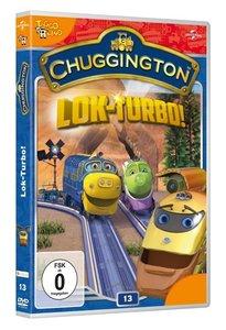 Chuggington 13: Lock Turbo!