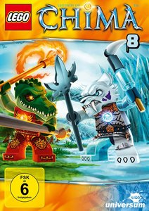 LEGO - Legends of Chima 8 (DVD)