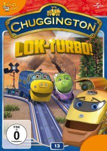 Chuggington 13: Lock Turbo!