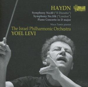 Sinfonien 60 & 104/Klavierkonzert