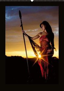mystisch sinnlich stark (Posterbuch DIN A2 hoch)