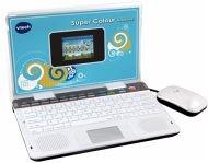 VTech 80-133804 - Super Colour Laptop E - zum Schließen ins Bild klicken