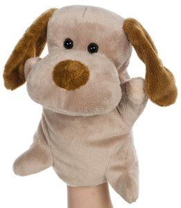 Heunec 390171 - Besito Handspielpuppe Hund