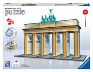 Brandenburger Tor. 3D Puzzle (324 Teile)
