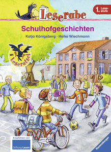 Leserabe: Schulhofgeschichten