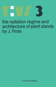 The radiation regime and architecture of plant stands