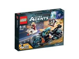 LEGO® 70167 - Ultra Agents Invizables Goldraub