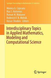Interdisciplinary Topics in Applied Mathematics, Modeling and Co