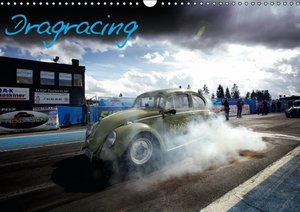Dragracing (Wall Calendar 2015 DIN A3 Landscape)