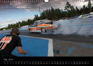 Dragracing (Wall Calendar 2015 DIN A3 Landscape)