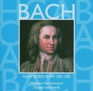 Kantaten Vo.32-BWV 103-105