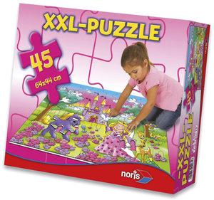 Riesenpuzzle Prinzessin 45 tlg.
