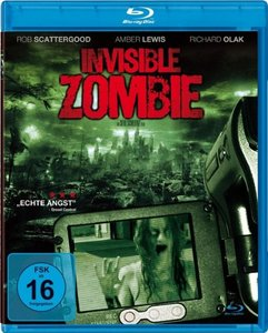 Invisible Zombie (Blu-Ray)