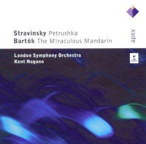 Petrushka/The Miraculous Mandarin