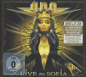 Live In Sofia+2CD (Digipak)