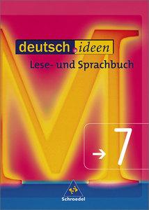 deutsch.ideen 7. Schülerband. Rechtschreibung 2006