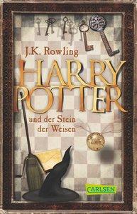 Rowling, J: Harry Potter 1 und der Stein der Weisen