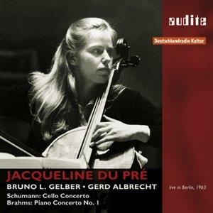 Schumann: Cellokonzert / Brahms: Klavierkonzert