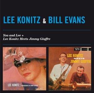 You And Lee+Lee Konitz Meet