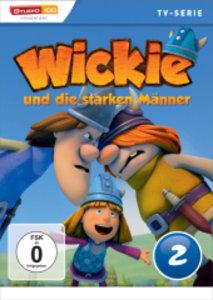 Wickie und die starken Männer-DVD 2 (CGI)
