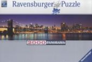 New York City. Puzzle 2000 Teile