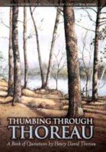 Thumbing Through Thoreau