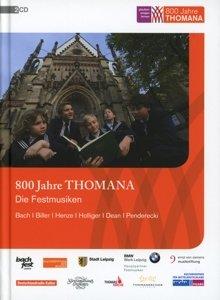 800 Jahre Thomana-Festmusiken