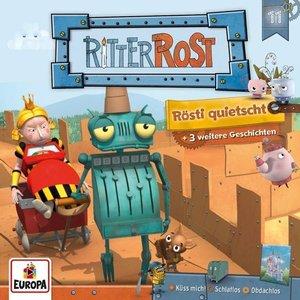 Ritter Rost Hörspiel 11. Rösti quitscht
