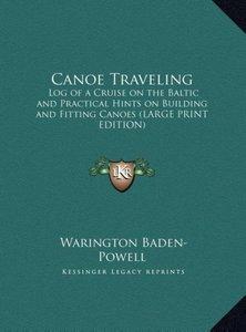 Canoe Traveling