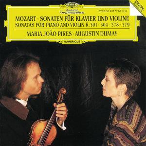 Violinsonaten KV 301,304,317,373